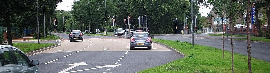 Allerton junction